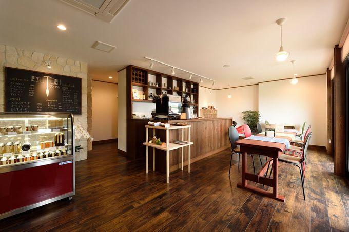 ワインカフェ「RYU-CRU」で能登の地産地消ランチを