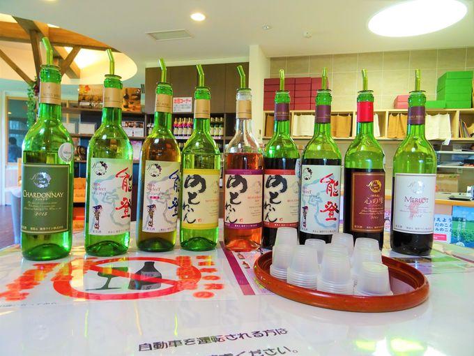 ワイナリーの見学、試飲でお気に入りのワインを探そう