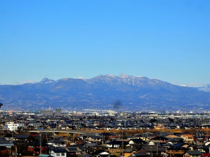 七輿山古墳は、6世紀代東日本最大級の前方後円墳