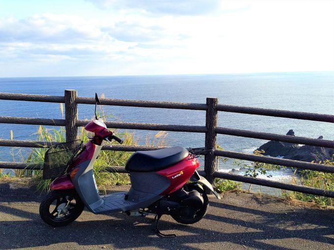 奄美大島一周ドライブは、東西半分ずつ2日間で。