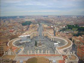 観光の満足感が100倍に!ローマの絶景が楽しめるスポット5選