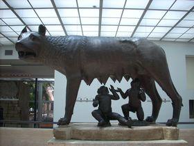 ローマのシンボルアニマルも!世界最古「カピトリーニ美術館」