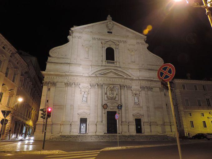 世界のイエズス会の教会のモデルとなった母教会