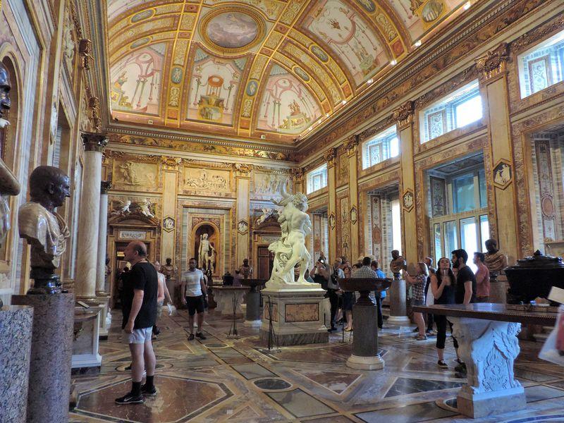 ローマ「ボルゲーゼ美術館」には有名作品がずらり!森の中のかわいい美術館