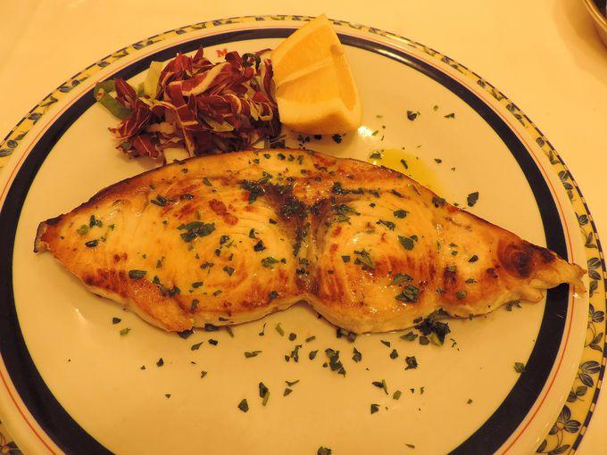 魚介類が得意な「マングローヴィア」