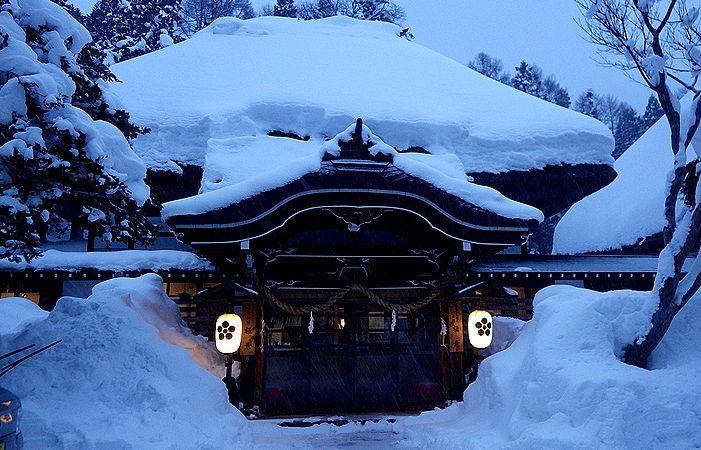 宿坊「極意」の佇まいが日本人の心を静か打つ