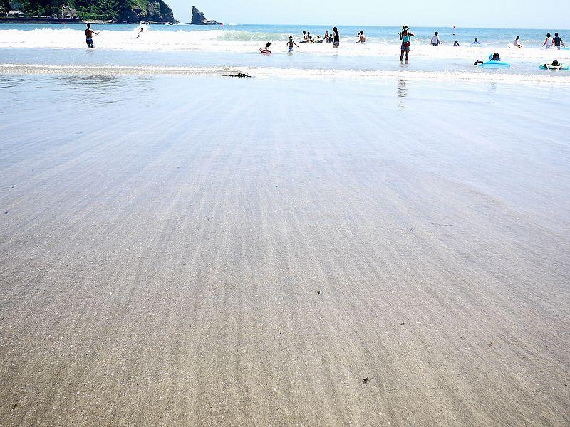 関東にも綺麗な海があるんです!それが鵜原(うばら)海水浴場!!