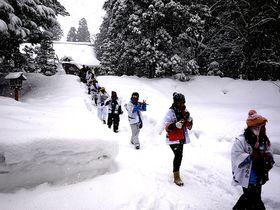 初詣に絶対行きたいパワースポット!静寂の青森・岩木山神社からエネルギーを受け取ろう|青森県|トラベルjp<たびねす>