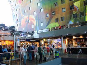 オランダ第二の都市、ロッテルダムの建築物が面白い