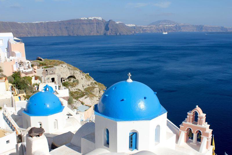 一週間で巡る東地中海の旅、イタリア、ギリシャ、モンテネグロを訪ねて