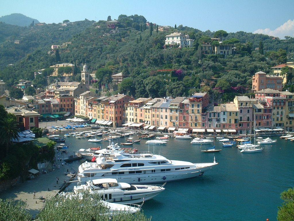 隠しておきたいイタリアの小粋なリゾート、ポルトフィーノ