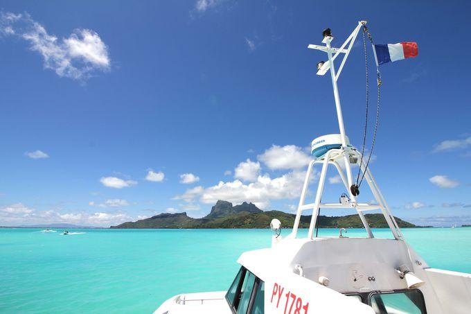 世界の人を魅了する憧れのリゾート、ボラボラ島