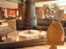 まるで美術館!「北天の丘 あばしり湖鶴雅リゾートホテル」で古代オホーツクへタイムスリップ|北海道|トラベルjp<たびねす>