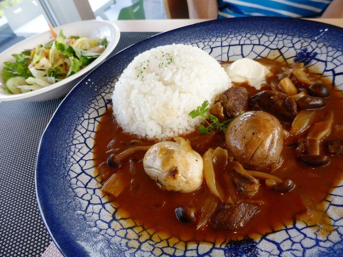 天空のレストラン!「カフェ&レストラン360」