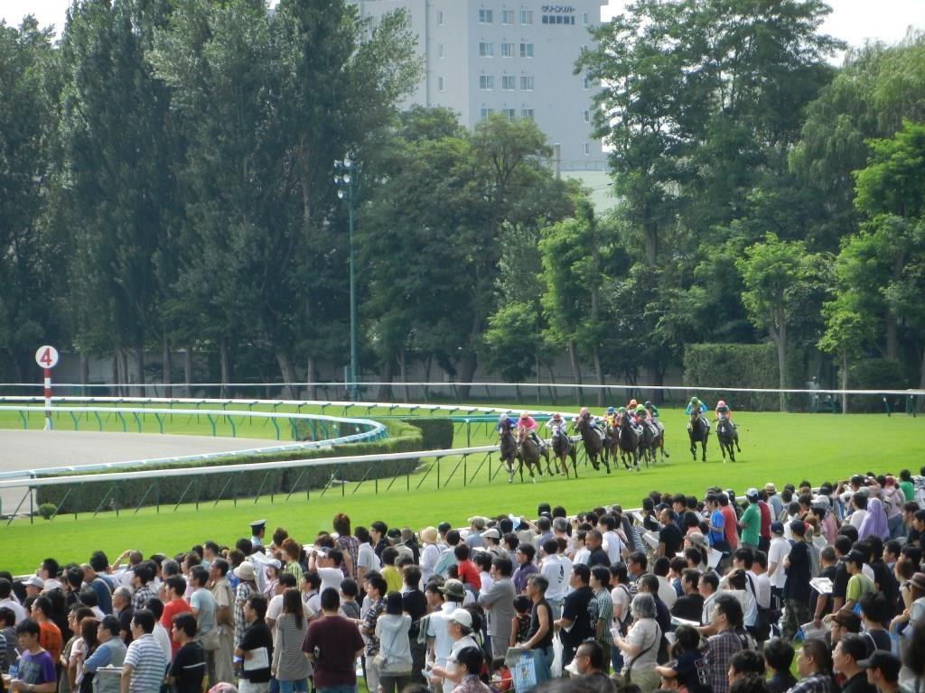 夏の風物詩、札幌競馬場で「夏競馬」を楽しもう!