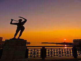 世界三大夕日の1つが日本に!?釧路の夕日ポイント「幣舞橋」|北海道|トラベルjp<たびねす>