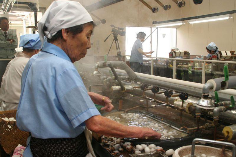 五感で感じる!今も稼働の製糸場併設!長野・岡谷蚕糸博物館