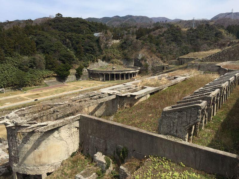 日本に古代ローマ遺跡が!?佐渡島・北沢地区施設群