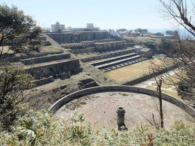 絶景!廃墟と日本海のコラボレーションスポット!