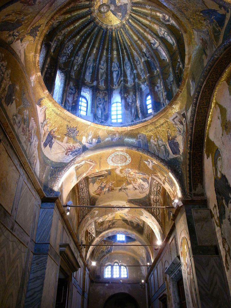 イスタンブールの世界遺産!カーリエ博物館でビザンティンモザイクの傑作に出会う