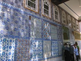イスタンブール散歩!聖地「エユップ・スルタン・ジャーミィ」でムスリムの信仰に触れる
