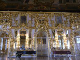 ロシアの世界遺産「エカテリーナ宮殿」でロシア帝国の栄華を体感