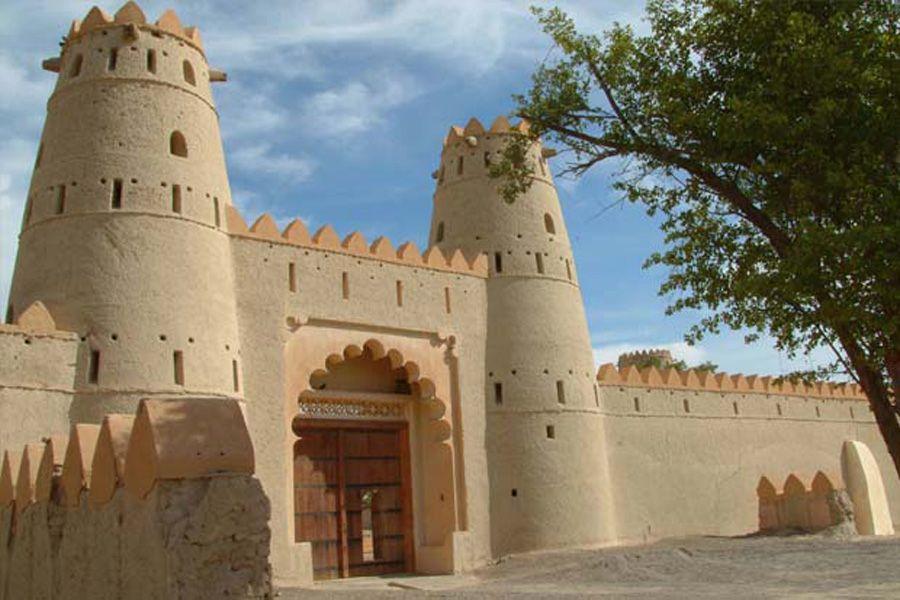 UAE唯一の世界遺産!アルアインの遺跡群