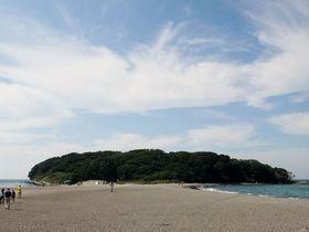千葉県・館山の海を満喫。「渚の駅たてやま」と「沖ノ島」を巡る。