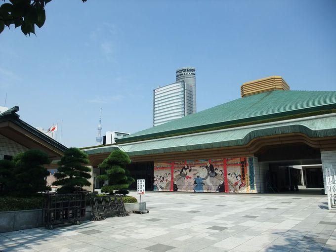 蘇る横綱の雄姿!「相撲博物館」