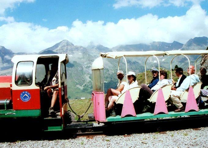 ドッソー谷・ファブレージュからゴンドラに乗って旅のスタート!