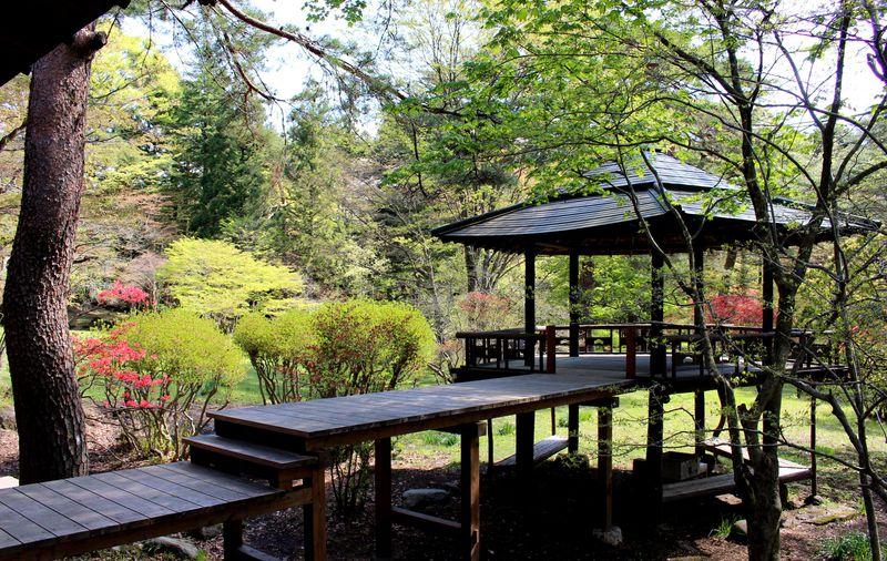 日光・知られざる名庭園「松屋敷」クリンソウも美しい1万坪の庭とは