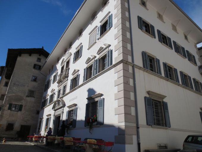 「ソーリオ」のホテルは3軒、どこも魅力的!