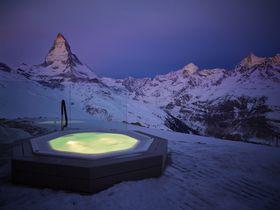 感動のマッターホルン!絶景の山岳ホテル「リッフェルハウス1853」でモルゲンロート!