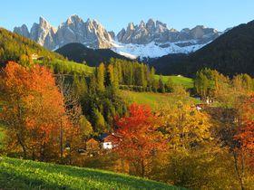 """秋の北イタリアは""""美&味""""!黄葉と美食の旅に出かけよう"""