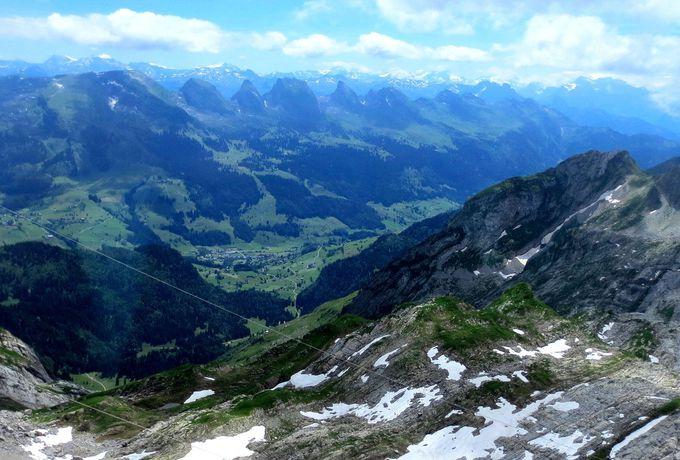 スイス東部の最高峰!「ゼンティス山」の絶景を見に行こう!