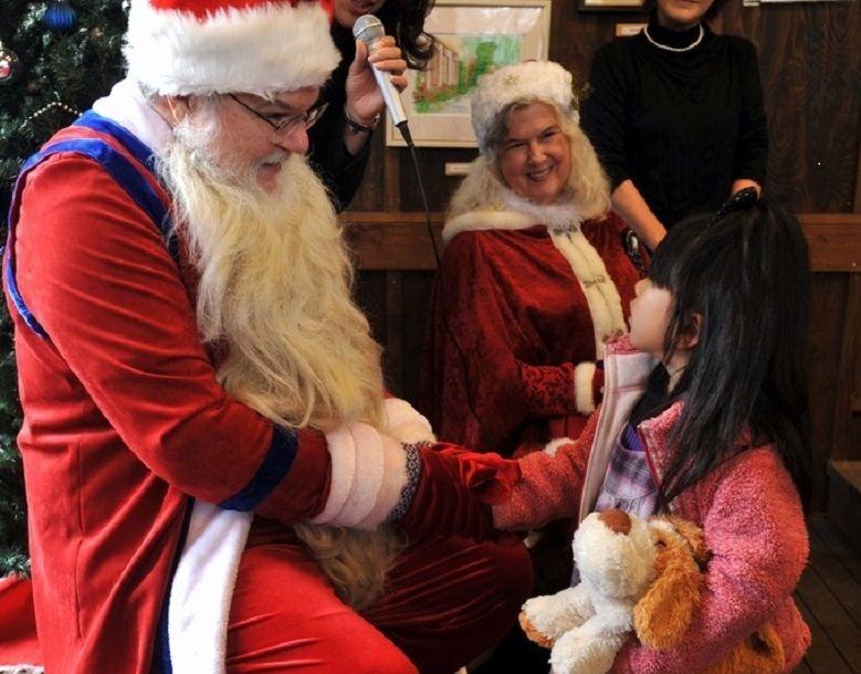 フィンランド公認サンタと握手!那須・冬のお勧めスポットはココ!