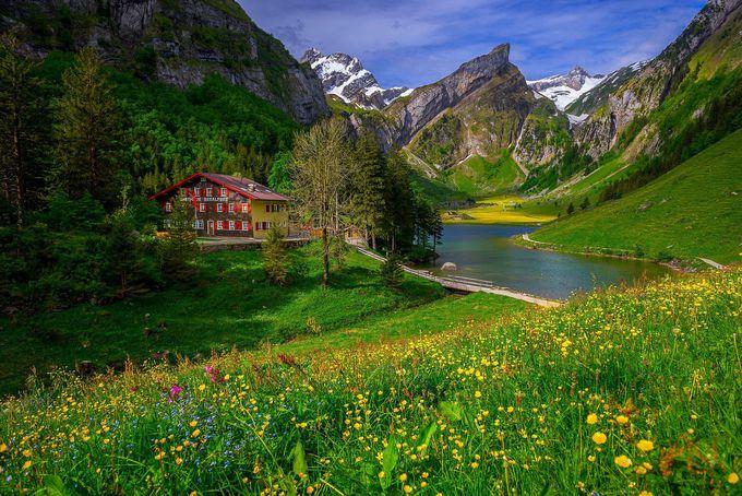夢のような風景を一人占め!