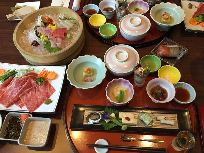 日光と栃木県の逸品を食す!すべての食事は個室orお部屋のダイニングで。