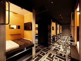 東京のカプセルホテルおすすめ! きれい&おしゃれな格安施設21選