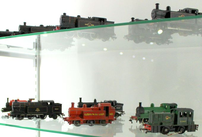 ZONE1「世界の鉄道模型コレクション」世界のHOゲージ約1000車両を一挙展示!