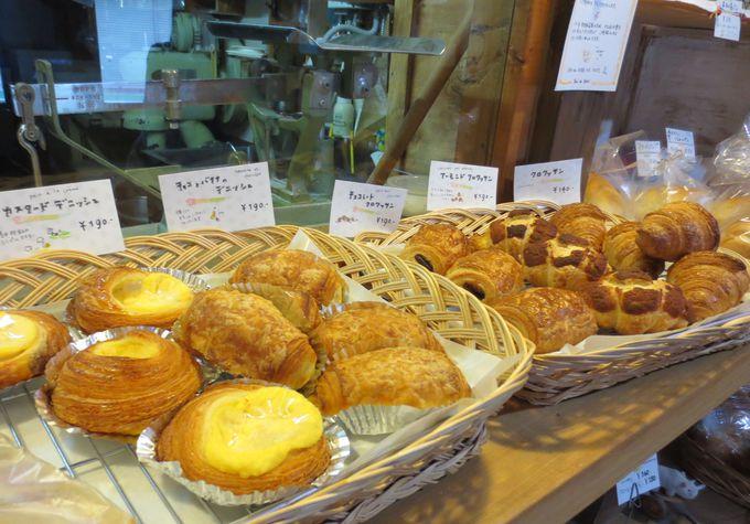 レストランのシェフも絶賛!「フゥ ド ボワ」のパンが美味しい!