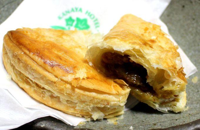 ザ・金谷テラス「百年カレーパイ」は日光に来たら絶対食べてみて!
