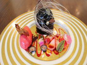 神戸で絶品お皿盛りドルチェ!「カファレル 神戸北野本店」イタリア老舗チョコで作る極上スイーツ!|兵庫県|トラベルjp<たびねす>