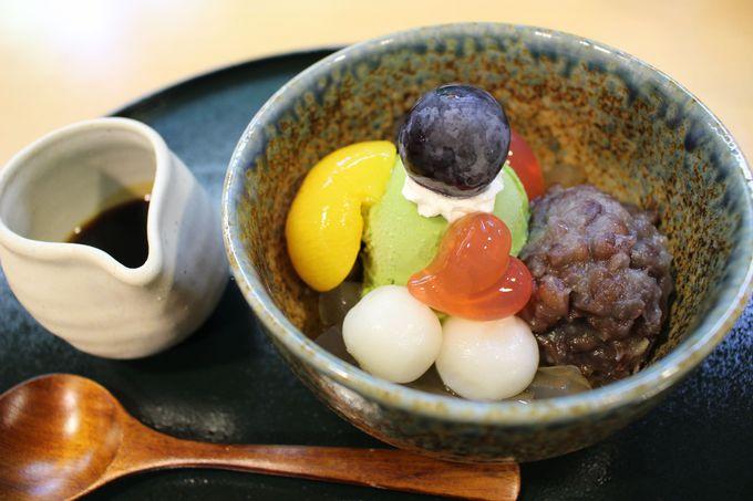 鈴木総料理長が作る絶品つぶ餡!和スイーツが美味しすぎる!
