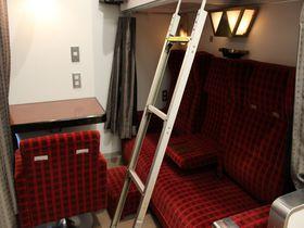 憧れのブルートレインがホステルに!「Train Hostel 北斗星」馬喰町駅直結2500円から|東京都|トラベルjp<たびねす>