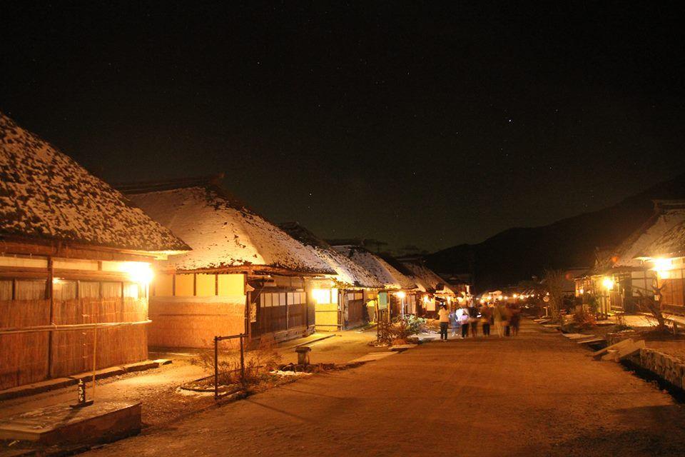毎日催行ナイトツアー!会津地方を知り尽くす御主人のガイドツアーが凄い
