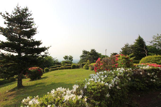 美しい庭園と森に囲まれるスモールラグジュアリーホテル