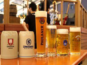 「横浜オクトーバーフェスト2017」ミュンヘン6大醸造所のビールが勢ぞろい!
