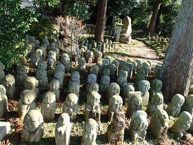 金沢の穴場寺院!およそ1000体もの石仏が並ぶ「如来寺」は昼寝寺!?
