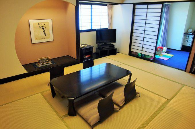 和室のファミリールームの奥にプレイルームがあります!